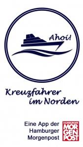 """Screenshots """"Kreuzfahrer im Norden""""-App"""